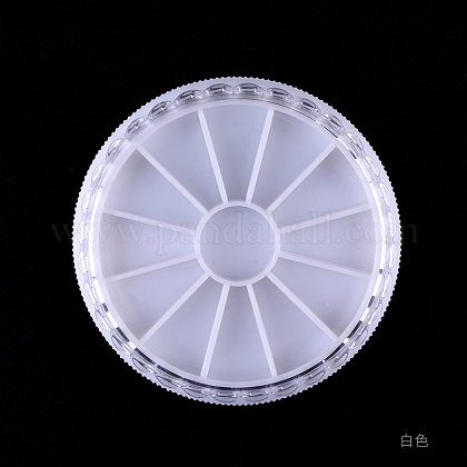 Contenants de perles en plastiqueMRMJ-Q034-023A-1