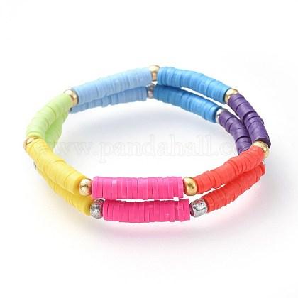 Stretch Bracelet SetsBJEW-JB04616-1