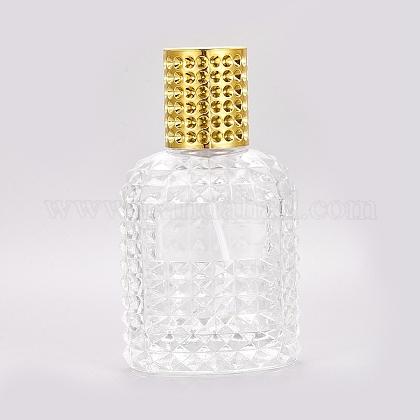Botellas de spray de vidrio de 50 mlMRMJ-WH0059-73B-1