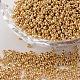 Abalorios de la semilla de cristal electrochapaX-SEED-Q003-01