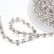 Cadenas de strass Diamante de imitación de bronceCHC-T002-SS8-01S-2