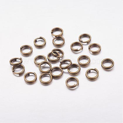 Железные разрезные кольцаJRDAB5mm-NF-1