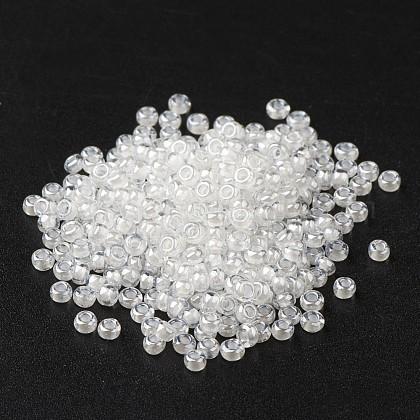 Fgb®11/0透明ガラスシードビーズSEED-N001-F-238-1