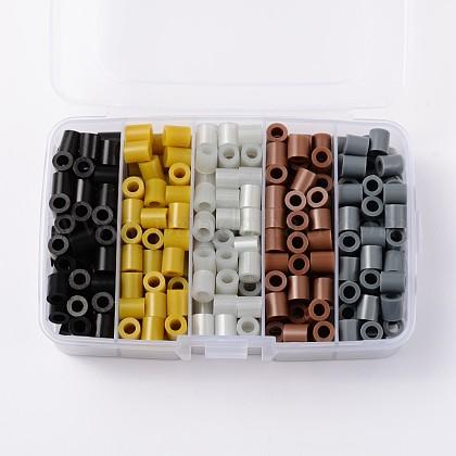 Melty шарики ре DIY hama бисер бисер заправки для детейDIY-X0244-05-B-1