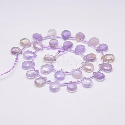 Natural Ametrine Beads StrandsG-D864-08-1
