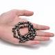 Hebras de perlas keshi de perlas barrocas naturalesPEAR-Q004-33A-6