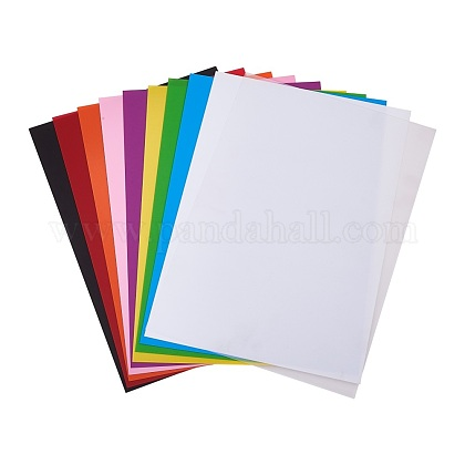 DIY Heat Shrink Sheets Film DIY-WH0111-01-1