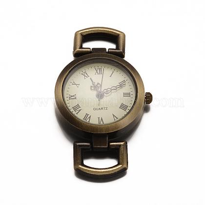 Componentes del reloj de la aleaciónWACH-F001-02AB-1