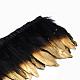 Accesorios de traje de hilo de tela de ganso chapado en oroFIND-T014-01F-1