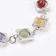 Natural Gemstone Jewelry SetsSJEW-JS00956-3
