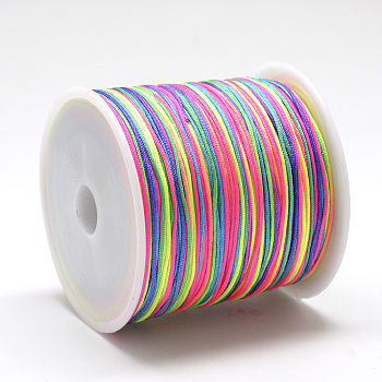 Nylon Thread, Colorful, 1.5mm; about 130m/roll