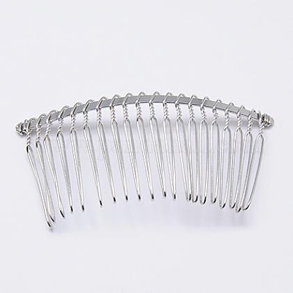 Fornituras de peine de pelo de hierroPHAR-Q002-2-1