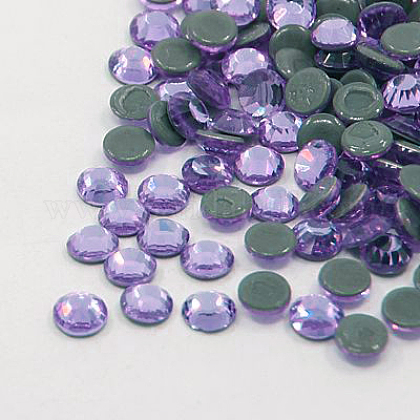 Vidrio de hotfix Diamante de imitaciónRGLA-A019-SS20-371-1