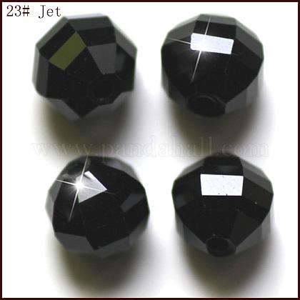 Imitation Austrian Crystal BeadsSWAR-F079-10mm-23-1