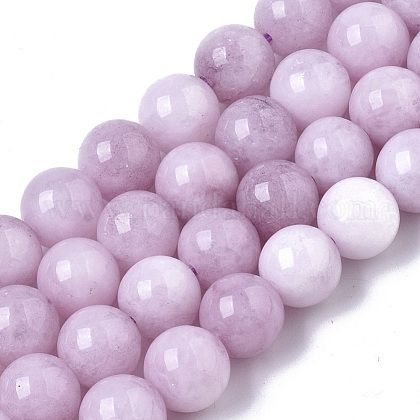 Natural Chalcedony Beads Strands G-T129-07-1