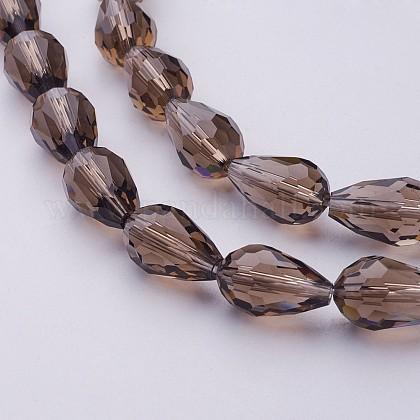 Glass Beads StrandsX-GLAA-R024-15x10mm-19-1