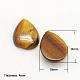Cabuchones de piedras preciosasG-H1598-DR-14x10x4-04-1