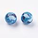 Rociar perlas de resina pintadasRESI-E009-12mm-03-1