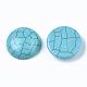 Cabuchones de turquesa sintéticaTURQ-S291-03H-01-1