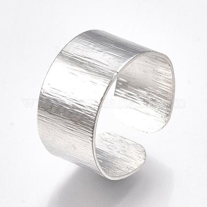 Alloy Cuff Finger RingsRJEW-T006-22-1