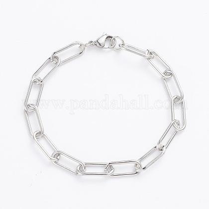 304 acero inoxidable cadenas de clipsSTAS-I146-01P-1