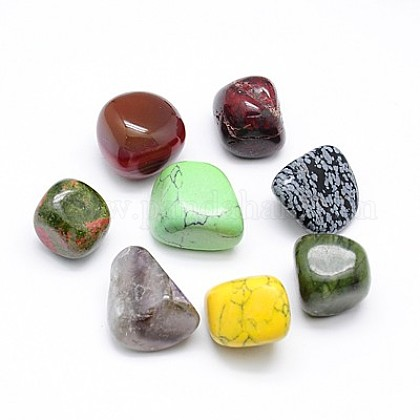 Natural & Synthetic Gemstone BeadsG-G516-M-1