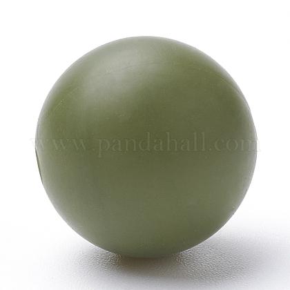 Food Grade Environmental Silicone BeadsSIL-R008B-49-1