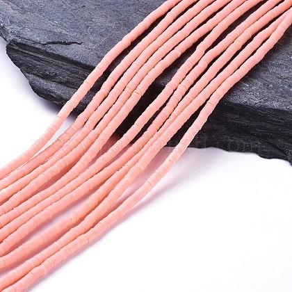 Abalorios de arcilla polimérica hechos a manoCLAY-R067-4.0mm-18-1