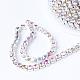 Cadenas de strass Diamante de imitación de bronceCHC-T001-SS6-02S-2
