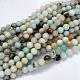 Natural Amazonite Beads StrandsG-G692-01-6mm-1