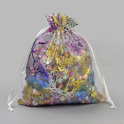 Organza Gift BagsOP-Q051-10x15-02-1