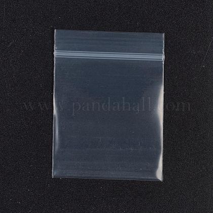 Plastic Zip Lock BagsOPP-G001-B-4x5cm-1