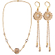 SUNNYCLUE® DIY Necklace MakingDIY-SC0003-79G-4