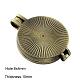 Estilo tibetano colgantes medallón difusorTIBEP-A24737-AB-FF-2