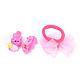 Juegos de accesorios para el cabello de conejito encantador para niñosOHAR-S193-05-4