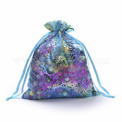 Organza Gift BagsOP-Q051-7x9-01-1