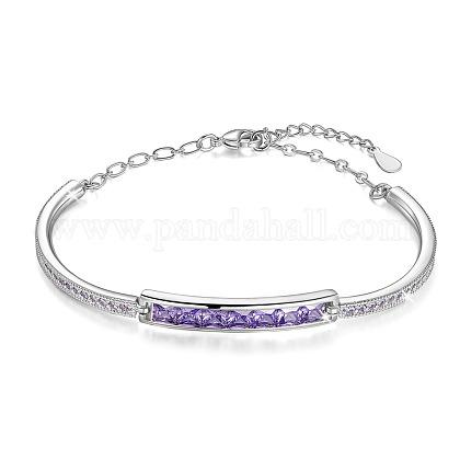 Shegrace® pulseras de cadena de latónJB25D-1