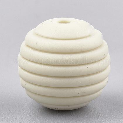 Abalorios de silicona ambiental de grado alimenticioX-SIL-T050-05L-1