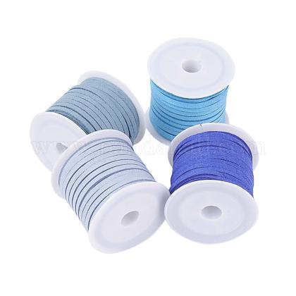 3mm cordón de gamuza sintéticaLW-JP0003-21-1