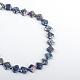 Rombos perlas barrocas naturales perlas keshi perlas hebrasPEAR-R015-06-1