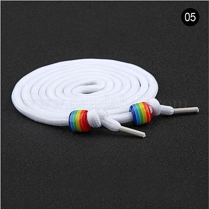 Cordón de poliéster con cordónAJEW-WH0043-06-1
