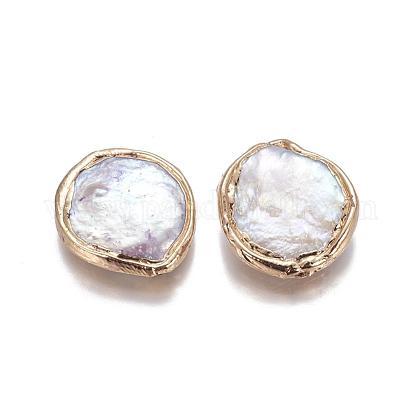 Perlas naturales perlas keshi perlas barrocasPEAR-F010-07G-1