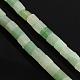 Natural Green Aventurine Stone Bead StrandsX-G-R187-18-1