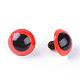 クラフト用品プラスチック人形の目パーツX-DIY-R039-18mm-A02-1