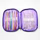 カラフルアルミかぎ針編みのフックと鉄かぎ針編みフック針TOOL-R041-02-1