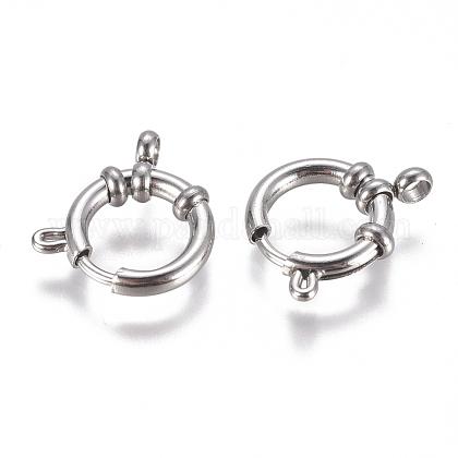 304 пружинное кольцо из нержавеющей сталиSTAS-F224-03-B-1