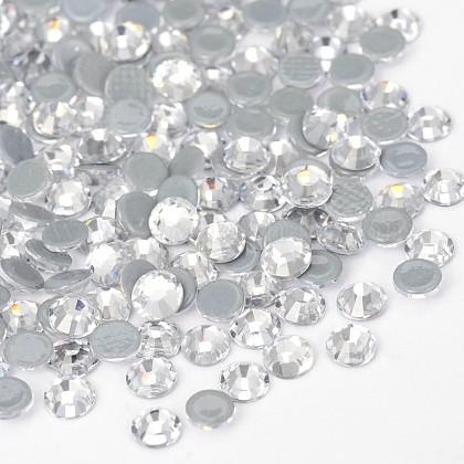 Vidrio de hotfix Diamante de imitaciónRGLA-A019-SS30-001-1