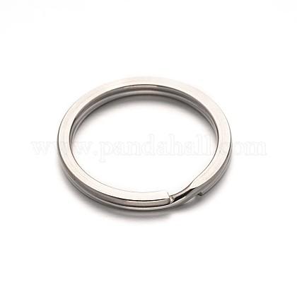 304 Stainless Steel Split Key RingsSTAS-G170-44P-1