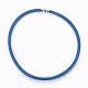 Collares de cadena de malla de latónNJEW-F197-01A-1