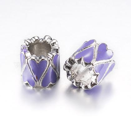 Perles d'émail en alliagePALLOY-F200-14C-1